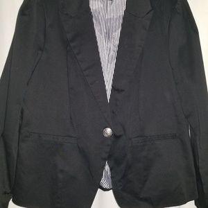 Business attire blazer